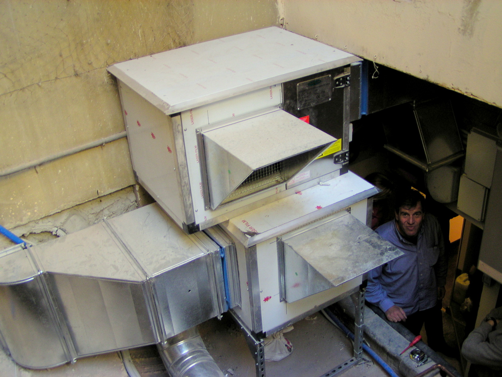 HVAC Ristoranti negli edifici tutelati