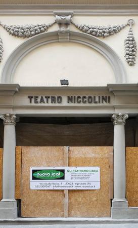 Lavori di ristrutturazione e impianti meccanici Teatro Niccolini (Firenze)