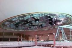 Sistemi distribuzione aria platea teatro storico