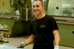 I nostri artigiani del ferro hanno decadi di esperienza