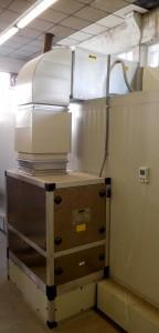 CTU su misura per il forno, con sonda WI-FI